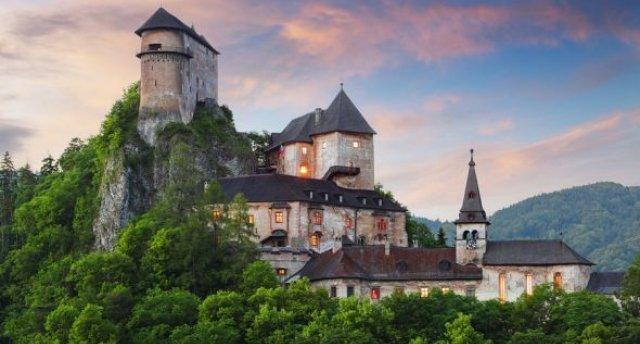 Slovākijas mozaīka - Augstie Tatri, pilis, alas… un ieskats Polijā!