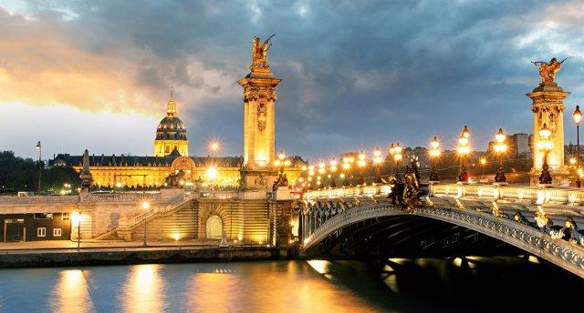Jaunais gads Francijā! Braunšveiga - Amsterdama - Parīze - Berlīne!