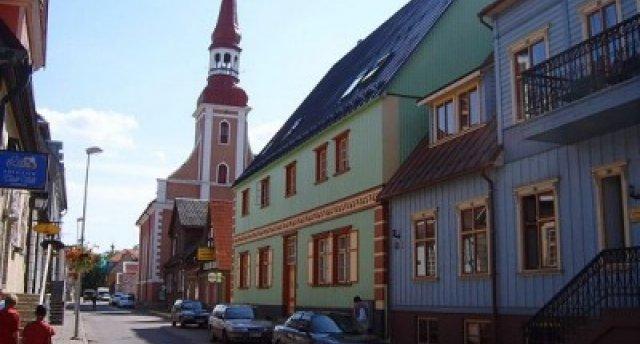 Tallina - Pērnava