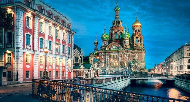Brīnišķīgā Sanktpēterburga – Ziemeļu Venēcija… GARANTĒTS