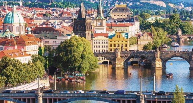 Lieldienas Čehijā! Prāga, Karlovi Vari, Drēzdene!  GARANTĒTS!