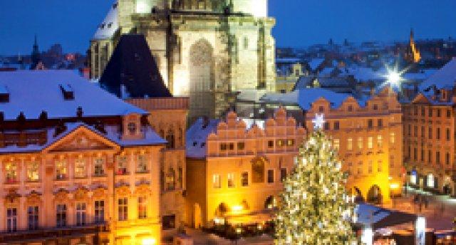 Jaunais gads Prāgā! Prāga – Karlovi Vari - Drezdene!