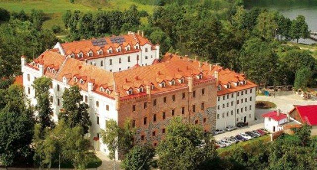 Viduslaiki apburošajā Ryn pilī, Vigri klosteris un gleznā Mazūrija - tūkstoš ezeru zeme... Garantēts!