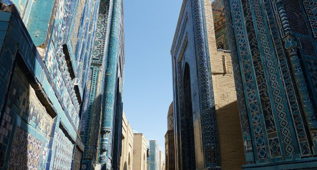 AVIO ceļojums: UZBEKISTĀNA - AUSTRUMU PĒRLE. Taškenta-Samarkanda-Buhāra.