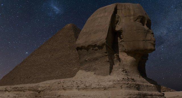Ēģiptes dabas un tuksnešu valdzinājums
