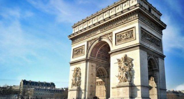 Parīze - Lielā Luāra - Bretaņa - Atlantijas okeāns