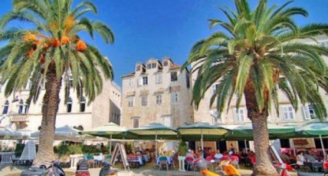 Horvātija - Olīvu un mandarīnu laiks
