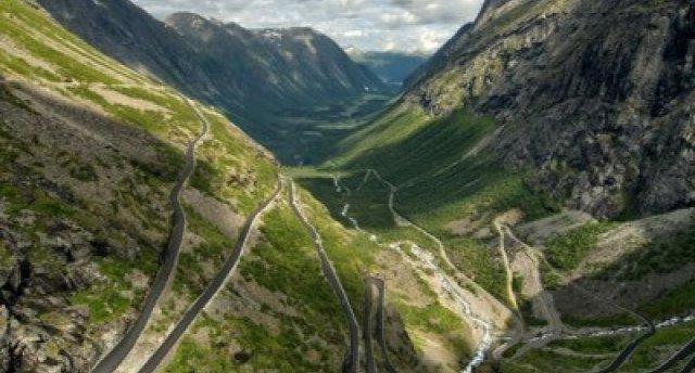 Fjordu un troļļu zeme - Norvēģija
