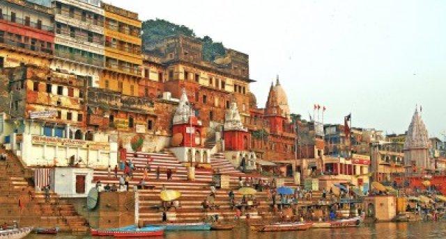 Indijas zelta loks ar Varanasi un atpūta Goa