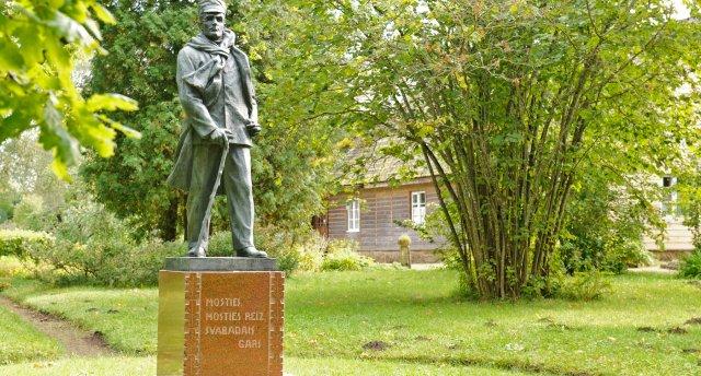 Veidenbaumam 150 - jubilejas pasākums Kalāčos   Liepas muiža   Skangaļu muiža