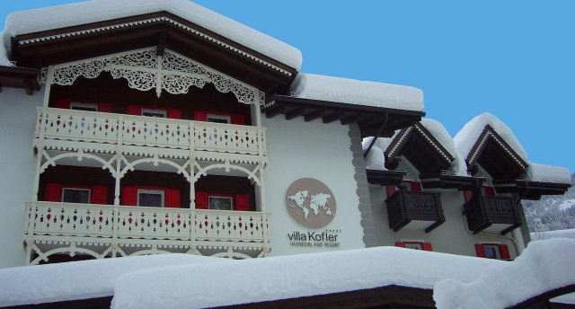 VILLA KOFLER WONDERLAND RESORT (CAMPITELLO) 4 ★
