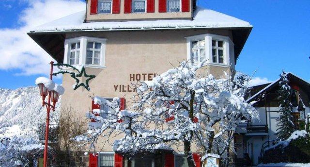 VILLA EMILIA HOTEL (ORTISEI) 3 ★