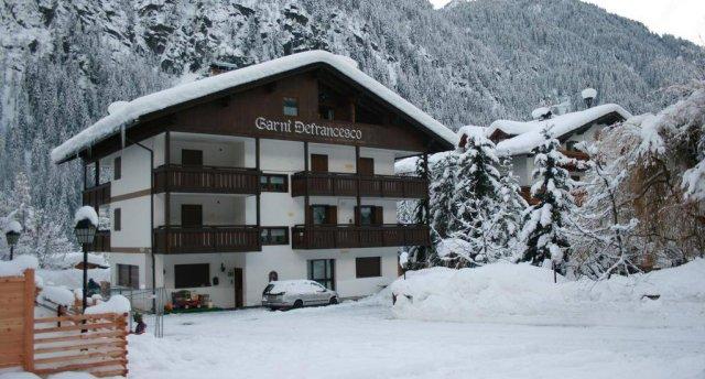 DE FRANCESCO GARNI HOTEL (CAMPITELLO) 2 ★