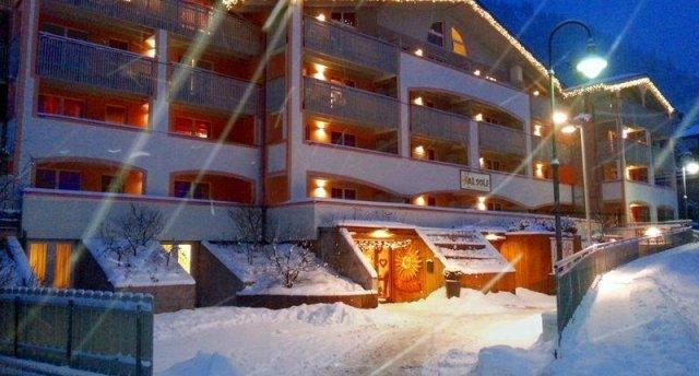 AL SOLE HOTEL RESORT &CLUBRESIDENCE (CANAZEI) 3★ SUPER