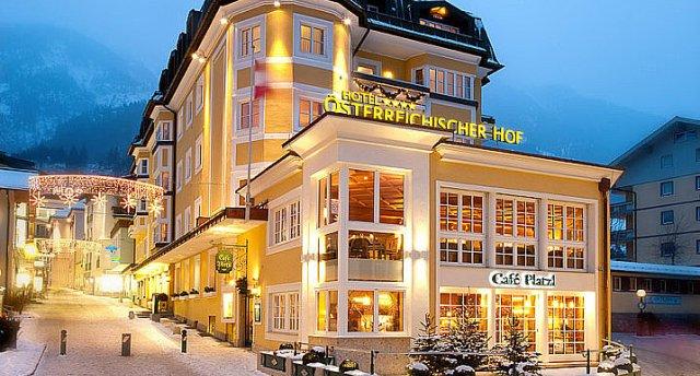 OESTERREICHISCHER HOF HOTEL 4 ★