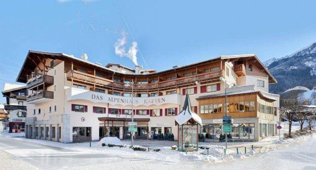 DAS ALPENHAUS KAPRUN HOTEL 4 ★