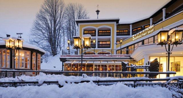 SAALBACHER HOF HOTEL 4 ★