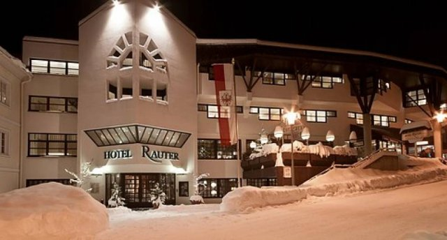 RAUTER HOTEL (MATREI) 4 ★