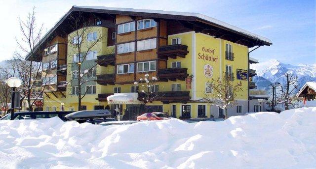DER SCHUETTHOF HOTEL 3★, PĒDĒJĀ NAKTS ZALCBURGĀ