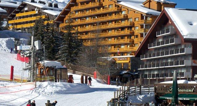 RESIDENCE PLEIN SOLEIL 3★ (ski-in) (netālu no pacēlāja)