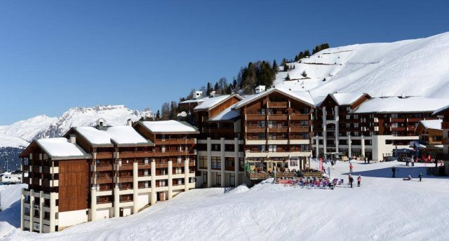 RESIDENCE LE CERVIN 2★ (ski-in) (netālu no pacēlāja)