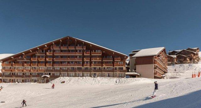 RESIDENCE LE MONT SOLEIL 3★ (ski-in) (netālu no pacēlāja)
