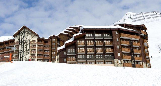 RESIDENCE LES CONSTELLATIONS 3★ (ski-in) (netālu no pacēlāja)