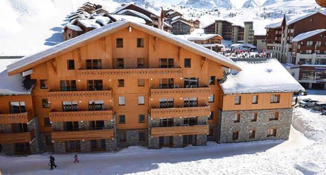 RESIDENCE LE SUN VALLEY 4★ (ski-in)
