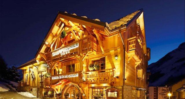 CHALET MOUNIER HOTEL & SPA 4★