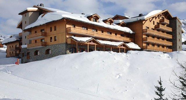 LE VANCOUVER 3★ (ski-in)